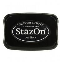 Tsukineko - StazOn Jet Black