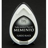 Tsukineko - Memento Dew Drop – Tuxedo Black