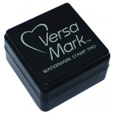 Tsukineko - VersaMark Watermark Stamp Pad – Transparent - Small