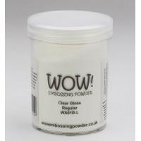 WOW! Embossing Powder WA01RL - Regular - Clear Gloss (large)