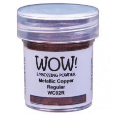 WOW! Embossing Powder WC02R - Regular - Metallic Copper