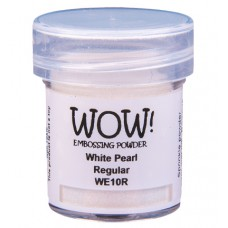 WOW! Embossing Powder WE10R - Regular - White Pearl