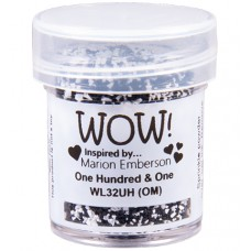 WOW! Embossing Powder WL32UH - Ultra High - One Hundred & One
