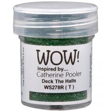 WOW! Embossing Glitter WS278R - Regular - Deck The Halls
