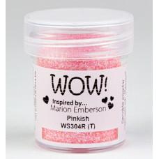 WOW! Embossing Glitter WS304R - Regular - Pinkish