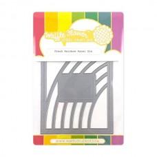 Waffle Flower - Fresh Rainbow Panel Die
