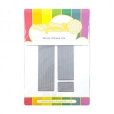 Waffle Flower - Skinny Stripes Die