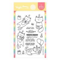 Waffle Flower - Birthday Kitties
