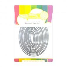Waffle Flower - Additional Ovals Die