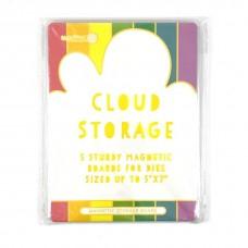 Waffle Flower - Cloud Storage Magnetic Boards