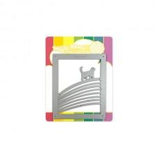 Waffle Flower - Rainbow Bridge Cat Die