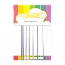 Waffle Flower - Slimline Stripes Die