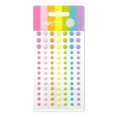 Waffle Flower - Enamel Dots - JJ's Rainbow