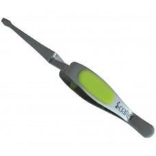 i-crafter - i-Grip Tweezers (Flat-Tip, Reverse Tweezer)